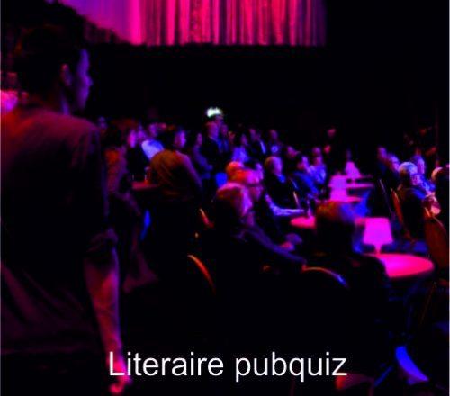 Literaire PubQuiz @ De Smidse