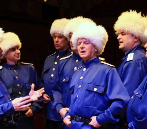 Wolga Kozakken