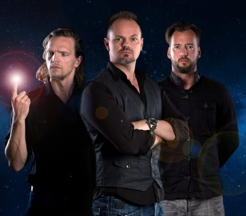 Silvester Zwaneveld, Emiel de Jong en Ruud Smulders