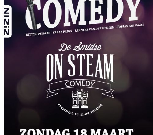 Stand-Up Comedy II @ De Smidse