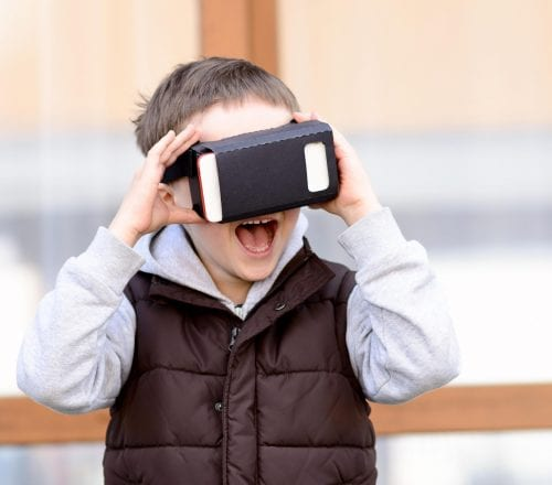 Virtual Reality film