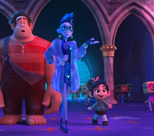 Ralph Breaks The Internet (NL versie)
