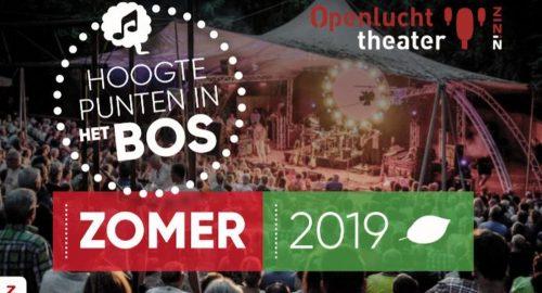 Programma Openluchttheater Nijverdal