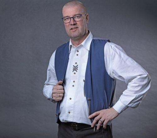 Hans Dijsselhof en zien Twentsche Muzikanten