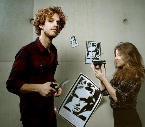 Floris Kortie en Vera Kooper