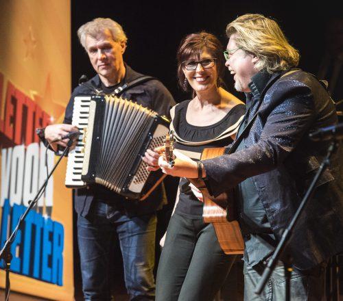 Letter voor Letter: René Karst en Carola Smit