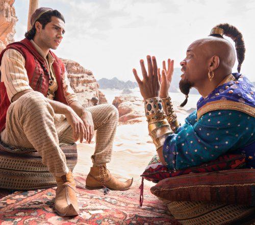 Aladdin (OV)