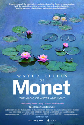Water Lilies by Monet: The Magic of Water and Light