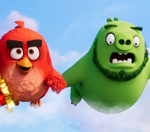 Angry Birds 2 (NL)(2D)