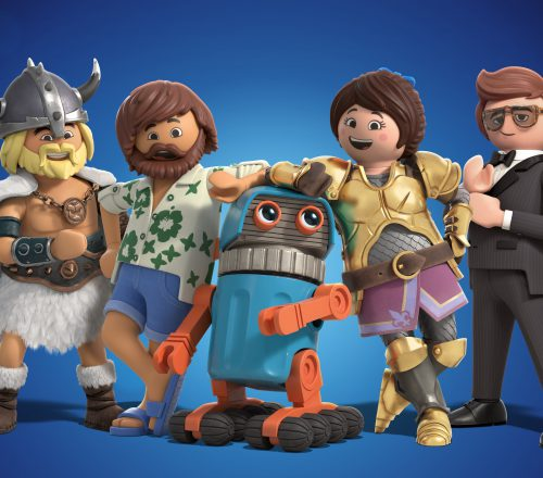 Playmobil De Film (NL)(2D)