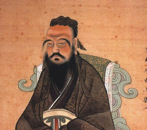 18-Minutenman: Confucius