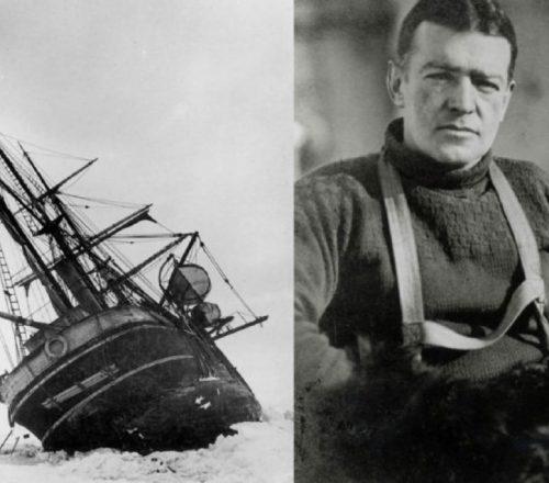 18-Minutenman: Ernest Shackleton en de zuidpool