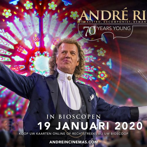 Andre Rieu 70 years young1