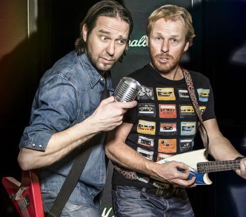 Comedy & Guitars