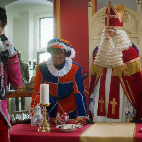 Waar is het grote boek van Sinterklaas