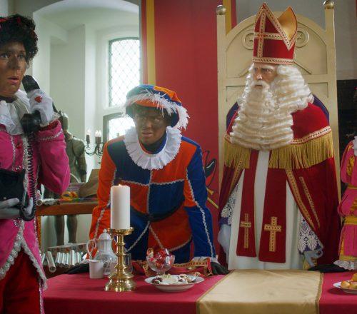 Film: Waar is het grote boek van Sinterklaas?