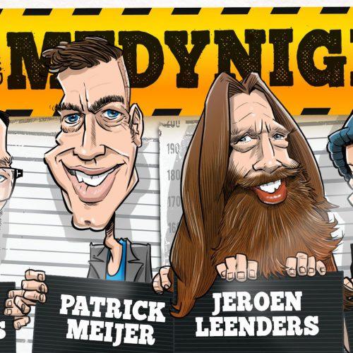 comedy tunes 18 april