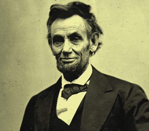GEANNULEERD – De laatste jaren van Abraham Lincoln