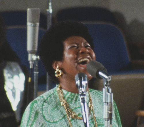 Amazing Grace (Aretha Franklin)