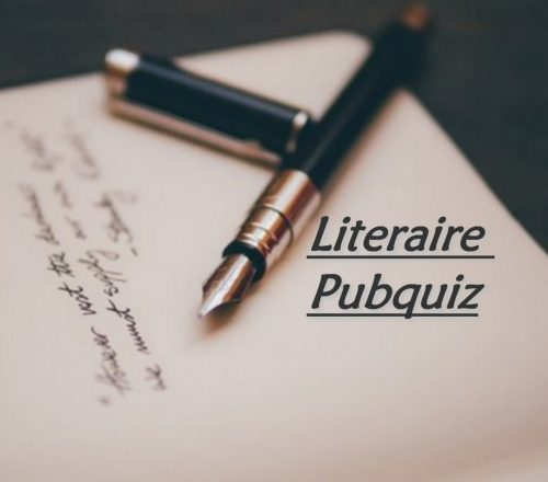 Literair Café Pubquiz