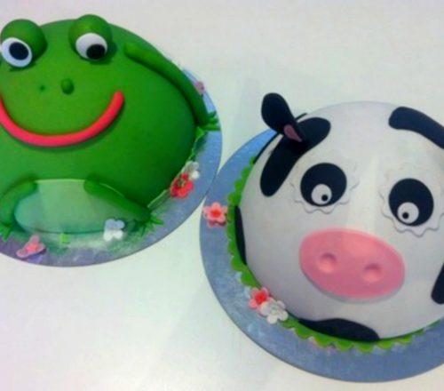Valentijns taart maken