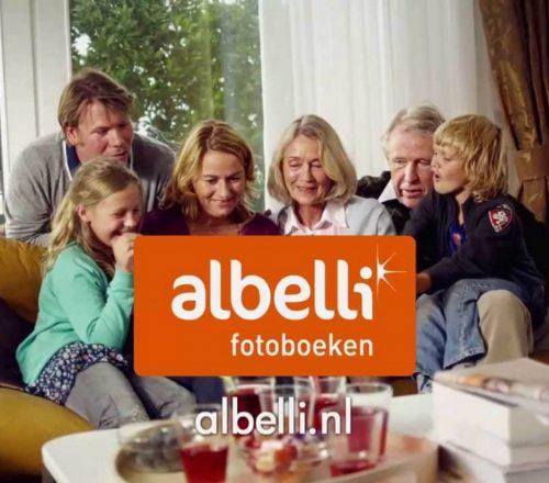 Fotoboek Albelli maken