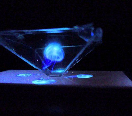 Maakplaats: Hologram maken