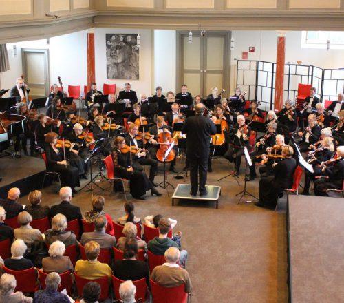 Voorjaarsconcert door het Koninklijk Symphonie Orkest Cecilia