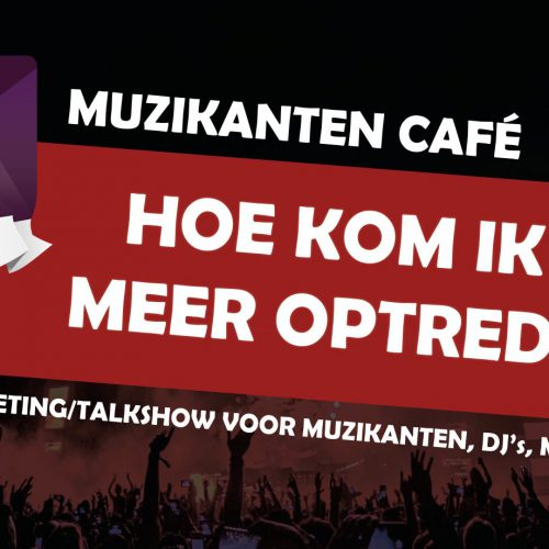 Muzikanten café