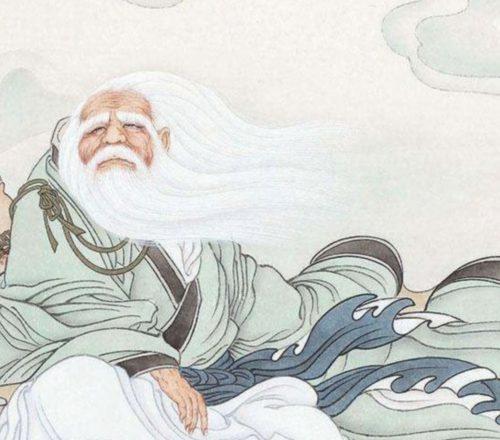 18 Minuten Man: Lao Zi