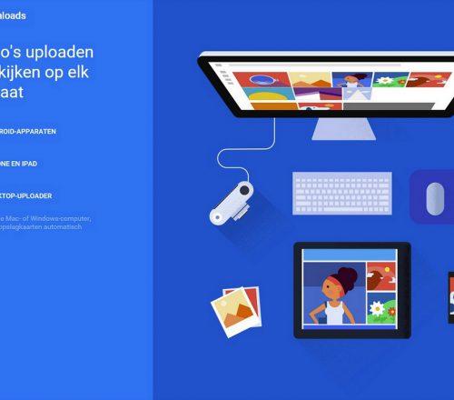 Workshop Google foto's