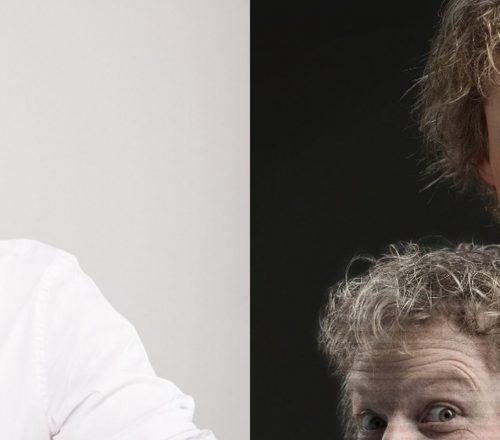 Rob Scheepers en Thijs Kemperink