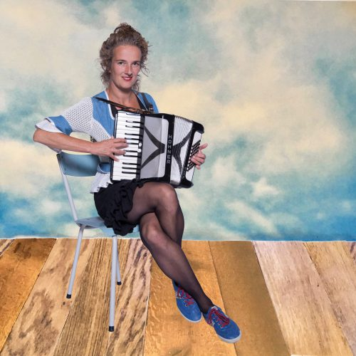 Kik – Nathalie Baartman – SNAK – © Astrid van Loo