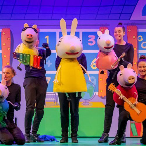 Peppa Pig Live! – Schoolreisje 005 – Wim Lanser